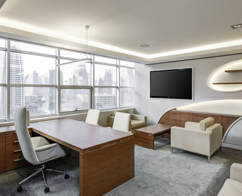 kontor lamper og led belysning